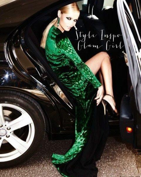 Style Inspo: Glam Girl