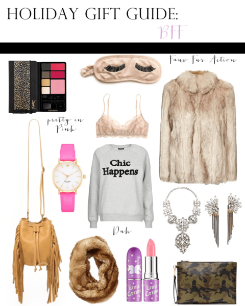 Holiday Gift Guide: Bestie for the Restie