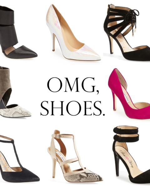 Omg, Shoes.