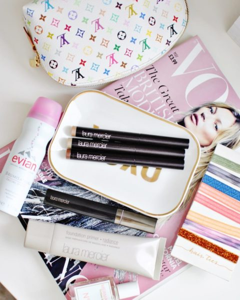 Summer Makeup Bag with Laura Mercier
