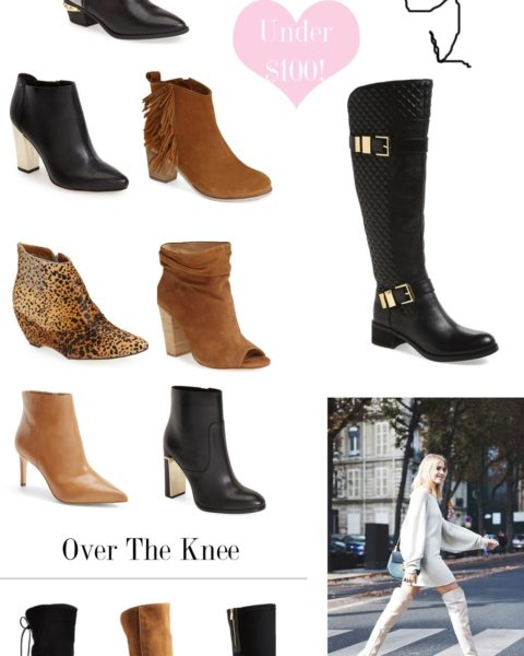 Fall Boot Guide 2015