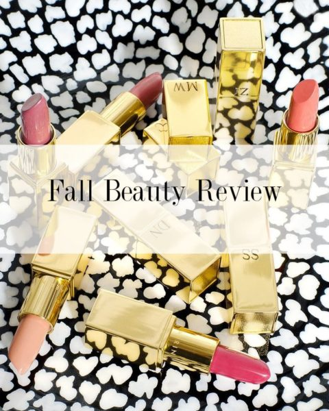 Fall Beauty Review