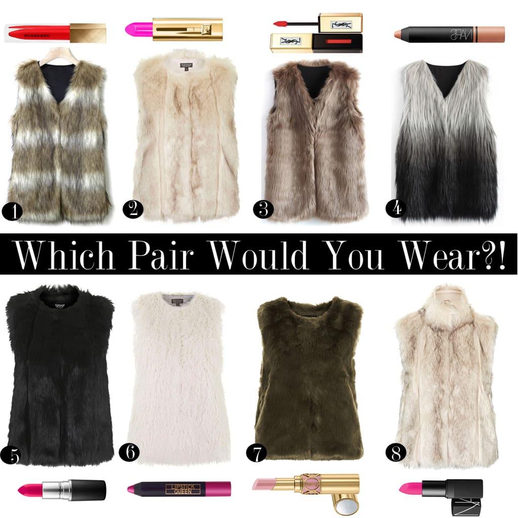lipstick&fur