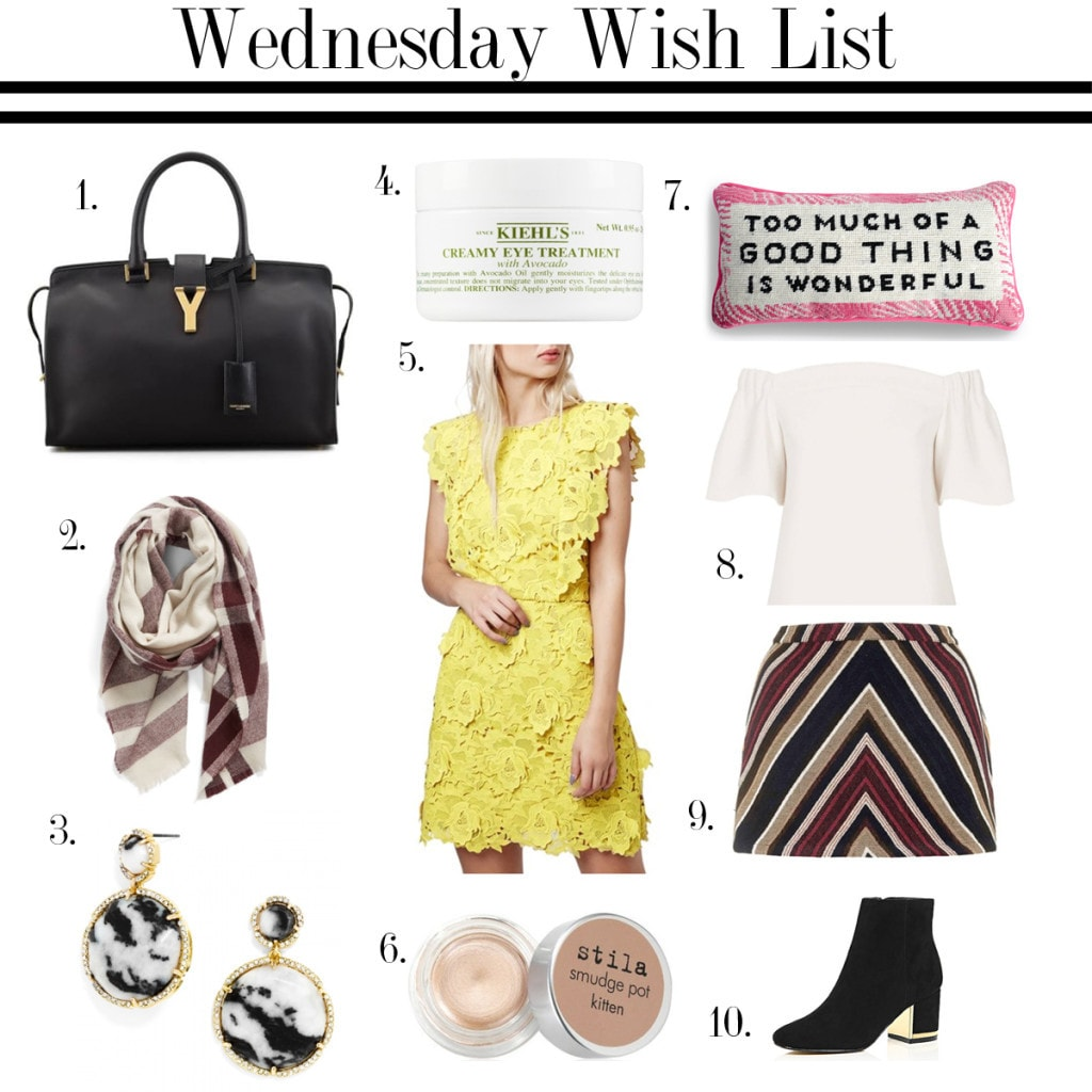 wednesdaywishlist