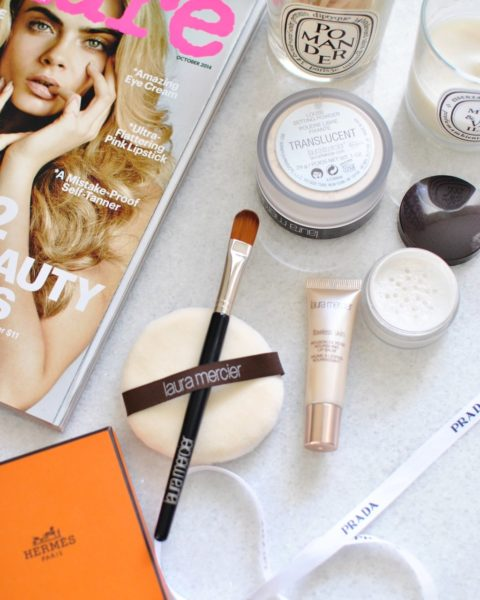 Bright Eyes & Full Lips with Laura Mercier