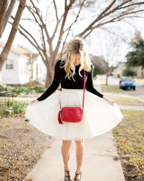 Valentine's Day Tulle Skirt