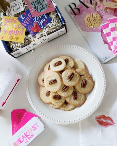 Nana's Swedish Butter Cookies