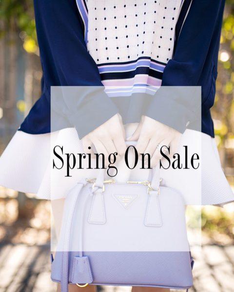 Spring On Sale