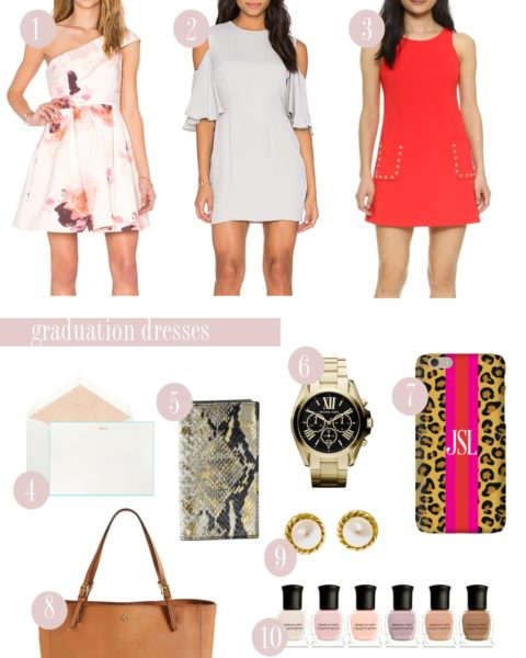 Graduation Dresses & Gifts