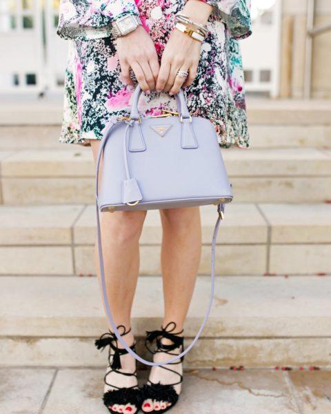 Bold, Pink Dress