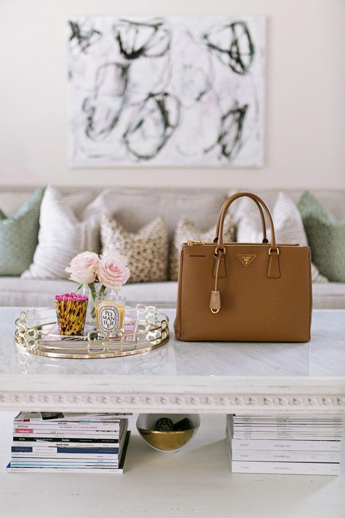 f774439577f2 Bag Review  Prada Saffiano Double-Handle Tote Bag