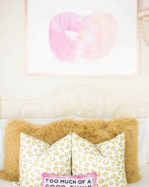 Guest Bedroom Redo with Minted