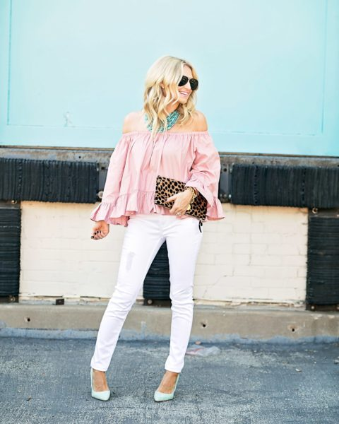 Off-The-Shoulder Under $50
