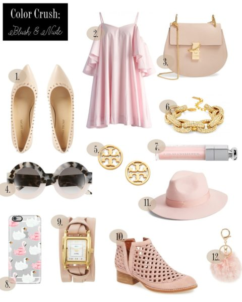 Color Crush: Blush & Nude