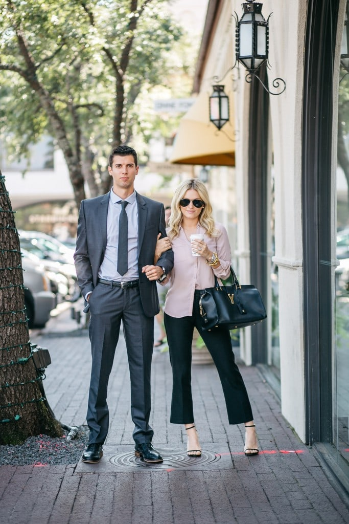 5e8c9a2f30a48 What to Wear to Work with Express | Chronicles of Frivolity