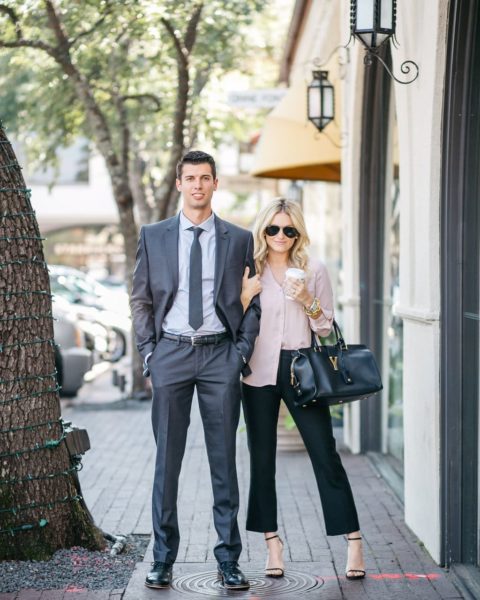 What to Wear to Work with Express