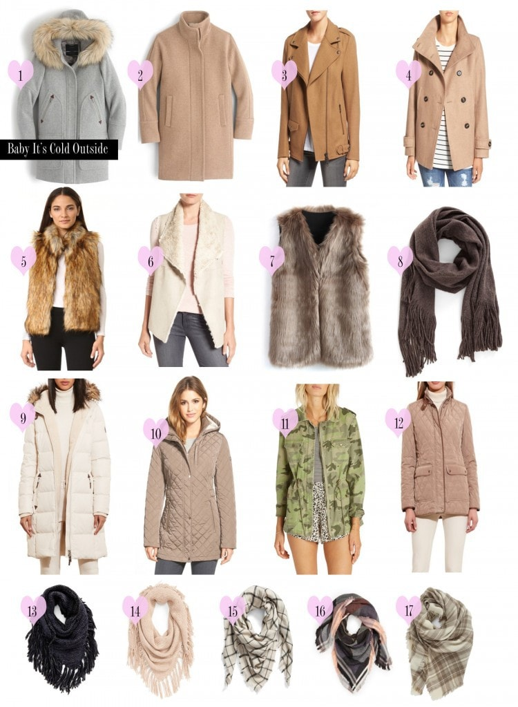 Outerwear for Every Girl