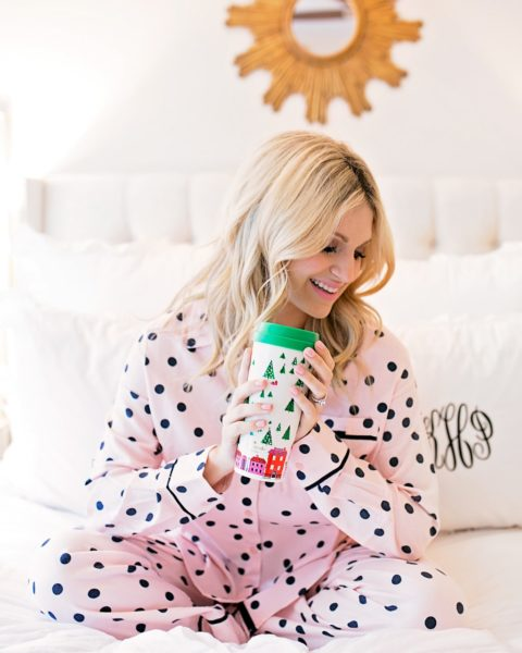 Things I'm Thankful For + Christmas Pajamas