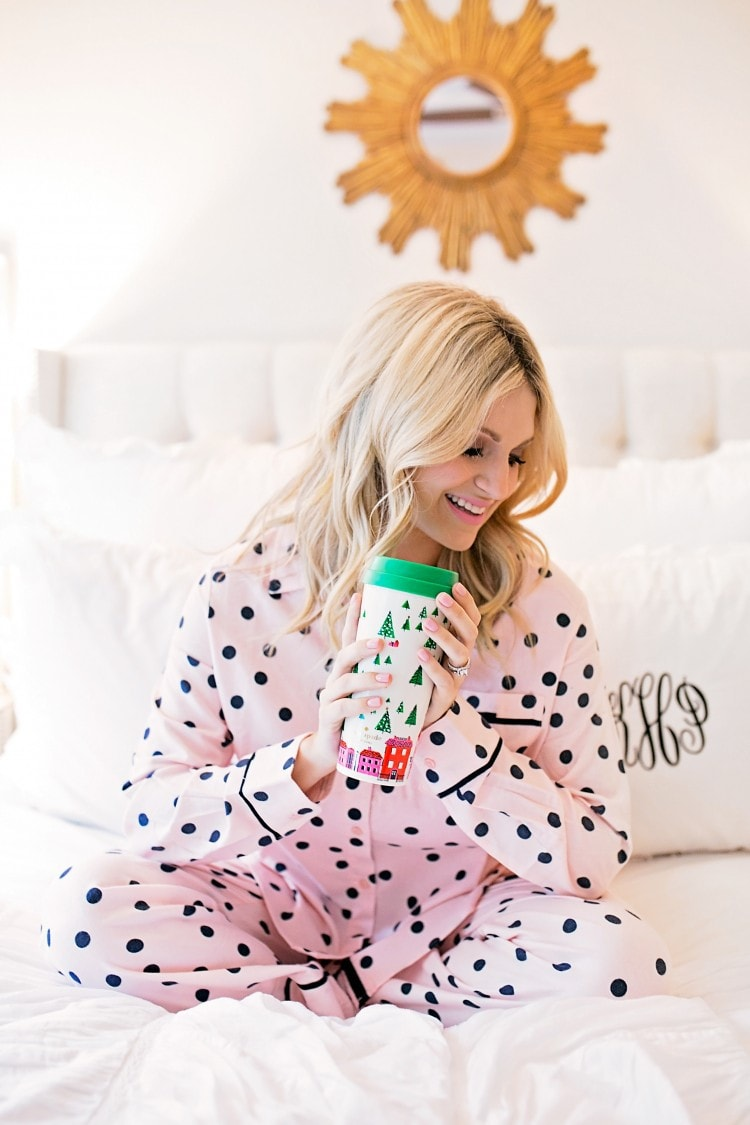 Things I'm Thankful For + Christmas Pajamas
