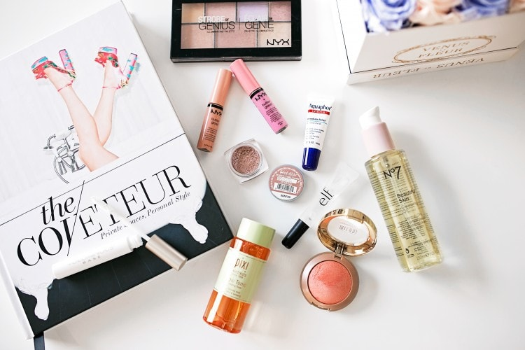 Favorite Drugstore Products