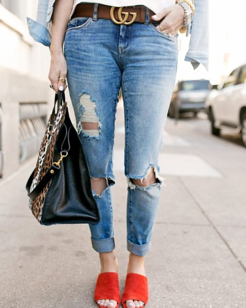 Updating Your Spring Wardrobe With Mules