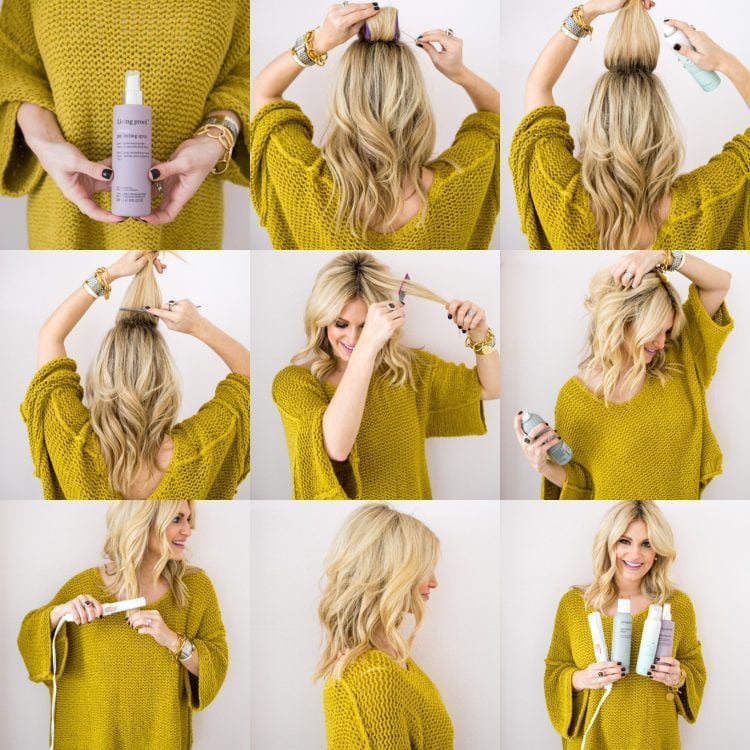 Hair Tutorial: How I Tease My Hair