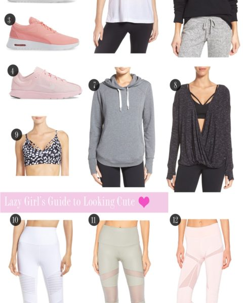 The Lazy Girl's Guide To Looking Cute