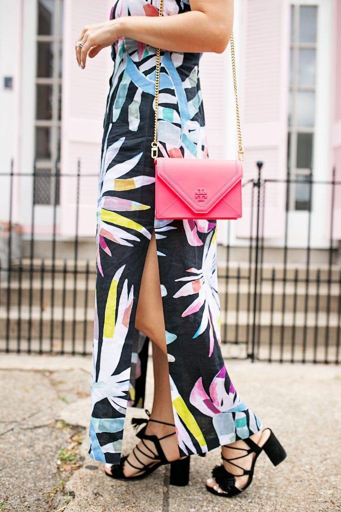 Kira Fluo Pink Bag