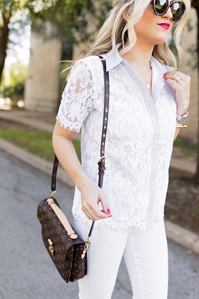 draper james lace blouse chronicles of frivolity