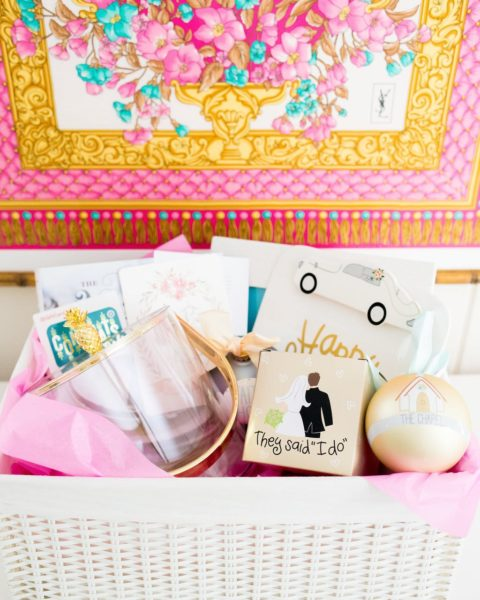 What to Give at a Bridal Shower