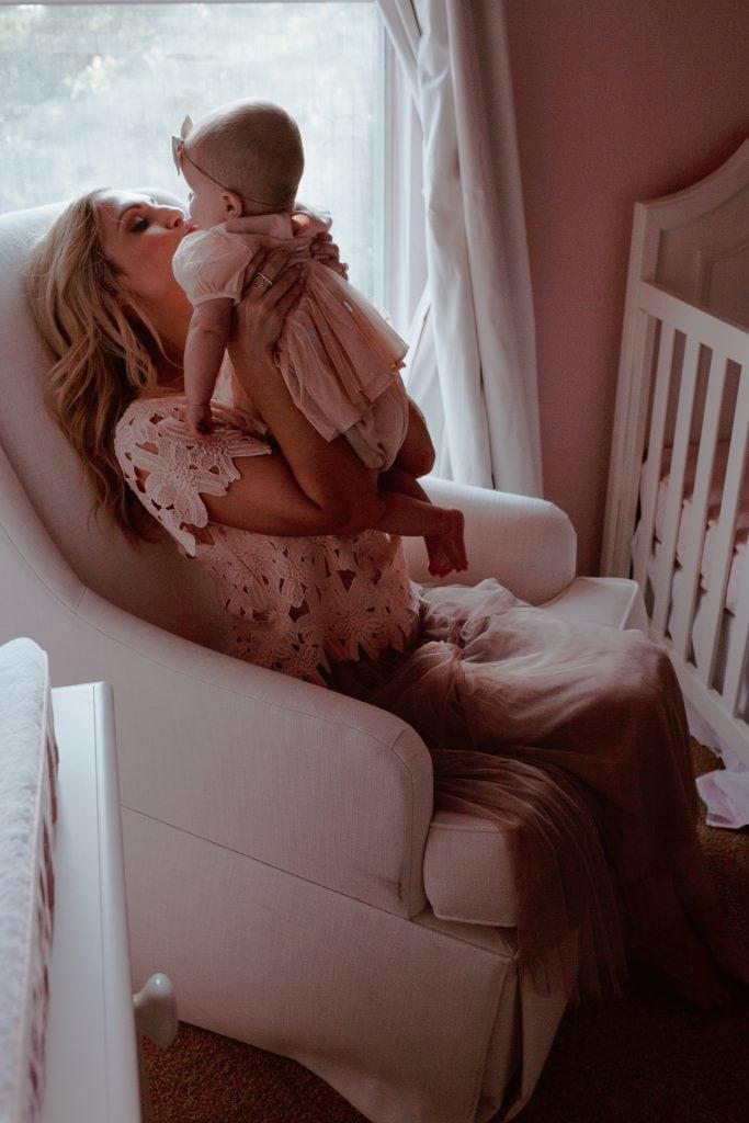 katey mcfarlan motherhood