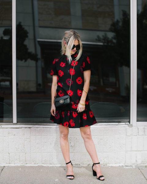Poppy Shift Dress