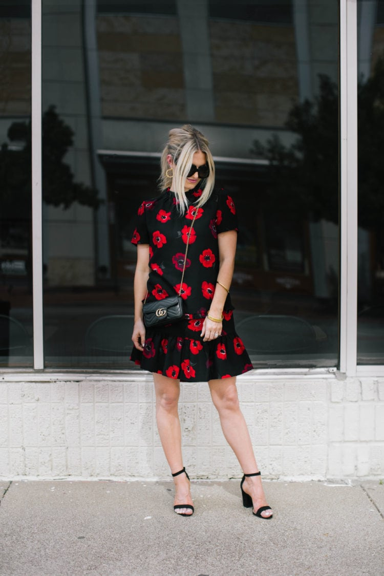 Poppy Shift Dress