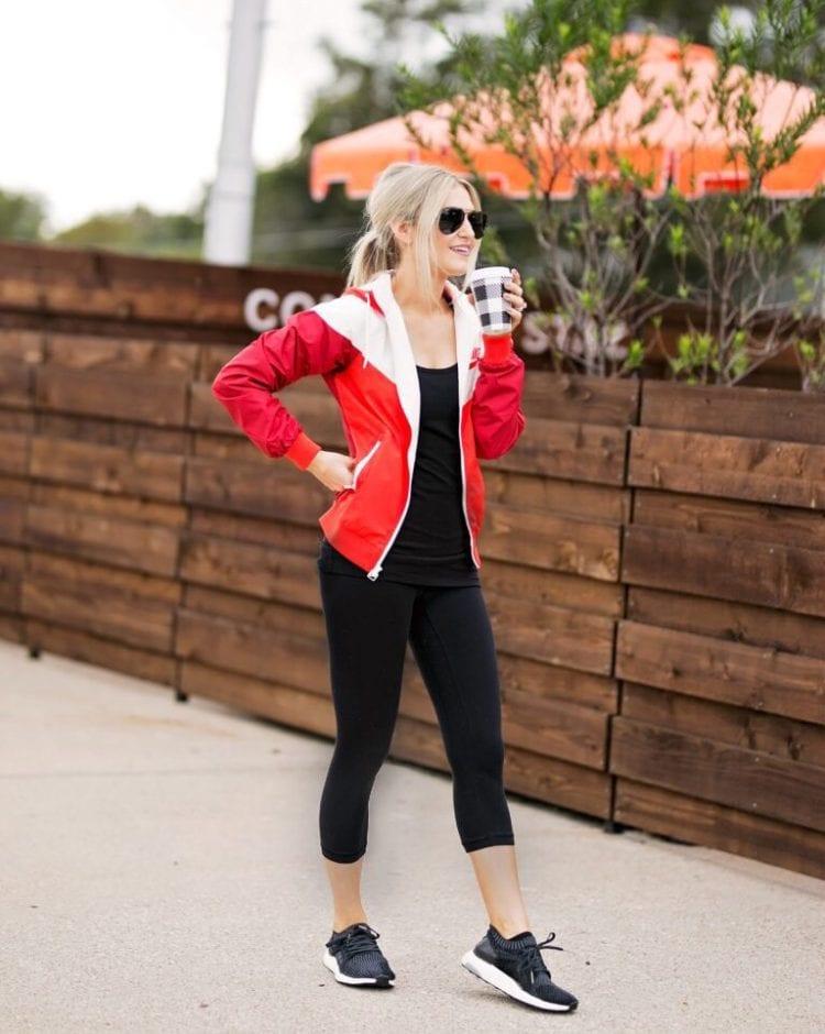 Fall Workout Wear