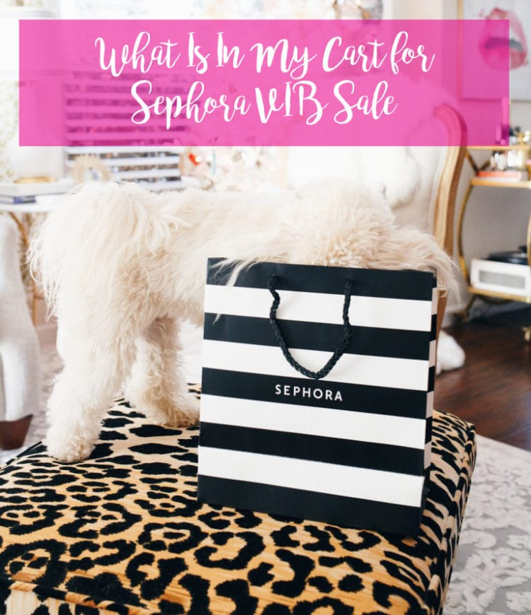The Sephora VIB Sale