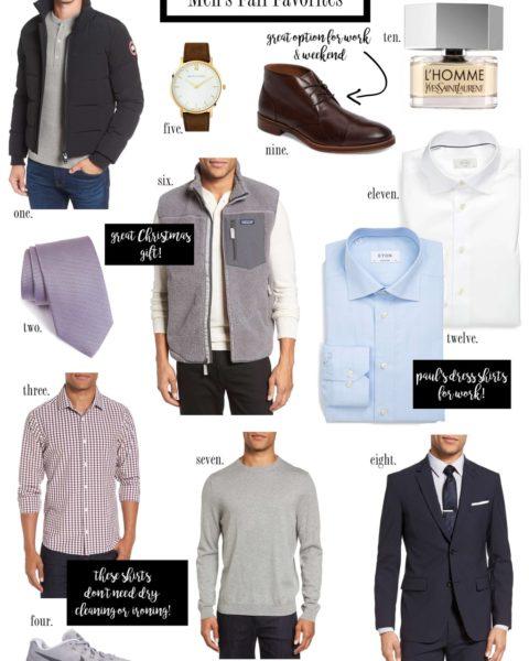 Paul's Wardrobe