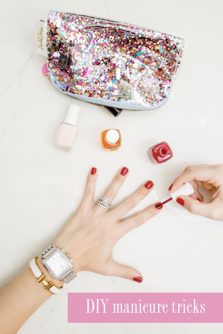How I Do My Manicures at Home