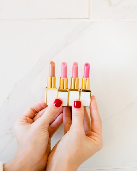 Finding Your Everyday Lipstick + The Perfect Stocking Stuffer