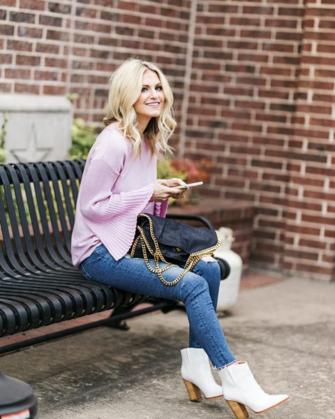 Try the Trend: White Booties
