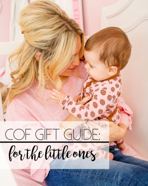 HOLIDAY GIFT GUIDE: For the Little Ones