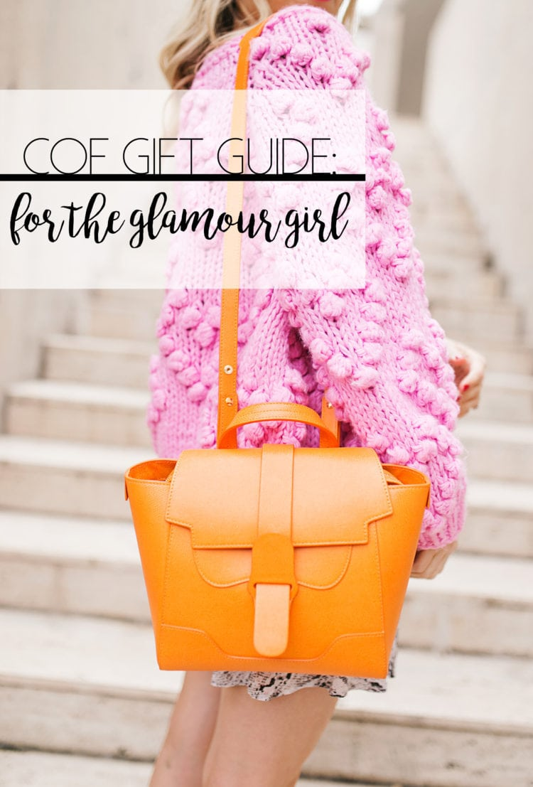 HOLIDAY GIFT GUIDE: for the glamour girl