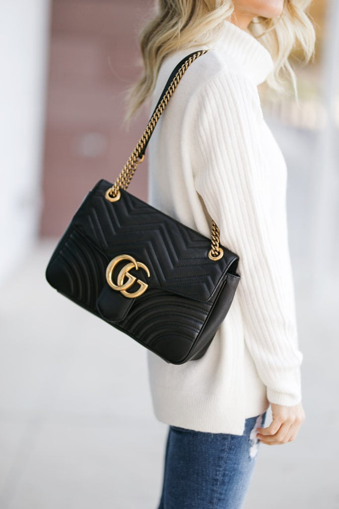 92bb84303f8 Gucci Marmont Handbag Review