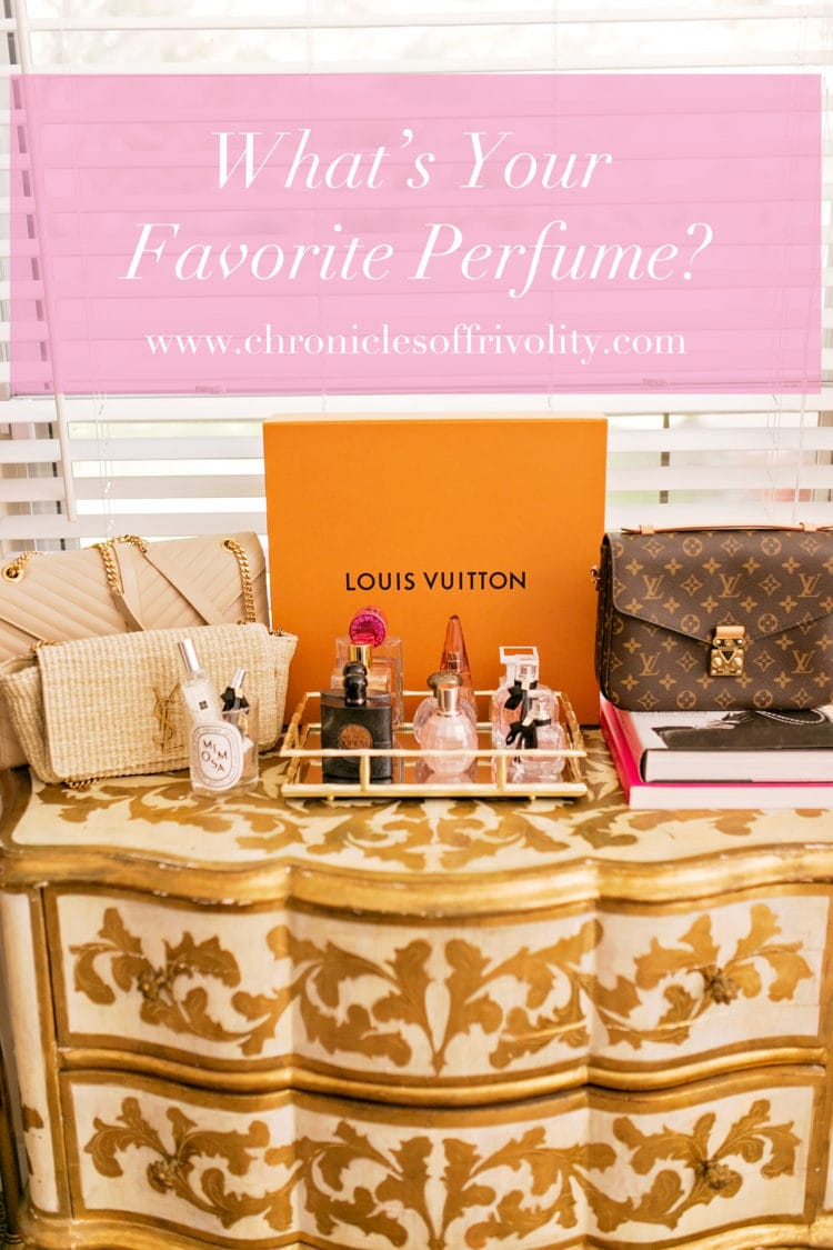 What's Your Favorite Perfume?