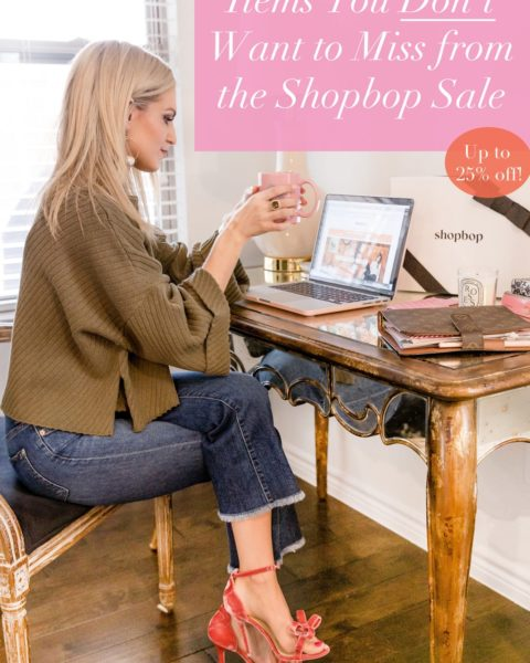 Items You Don't Want to Miss from the Shopbop Sale