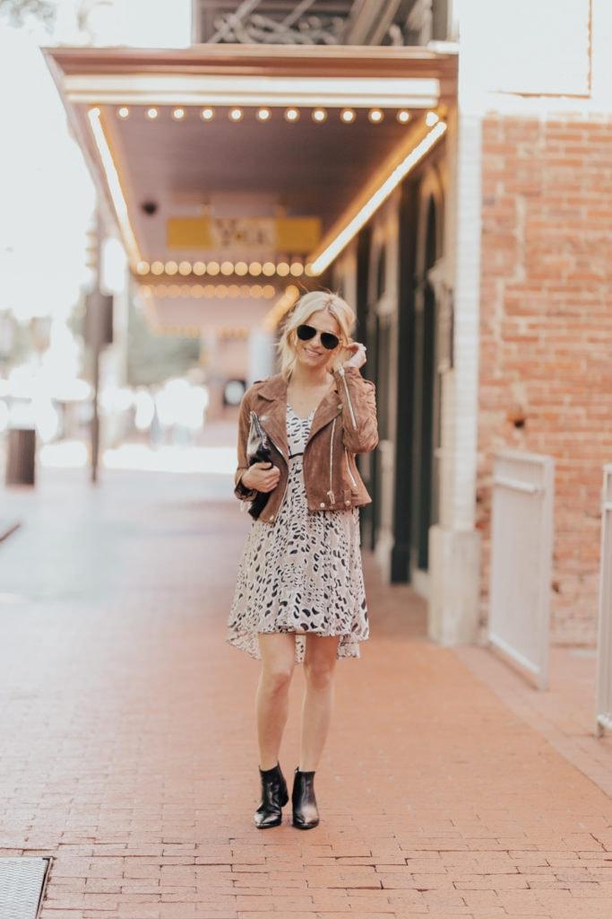 Hunter Bell Dress