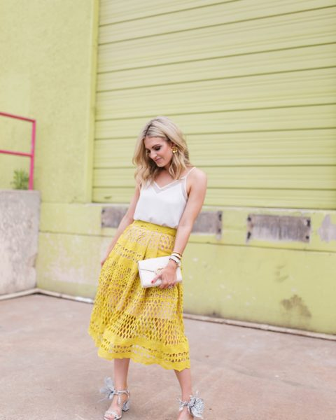 Summer Party Skirt