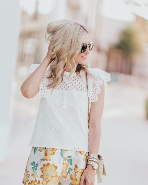 Printed Summer Shorts