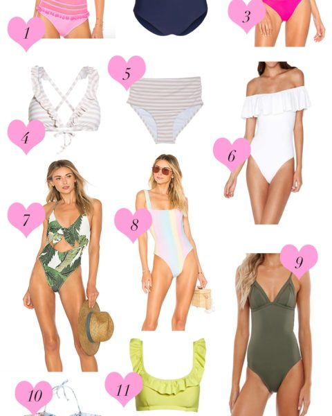Swimwear Picks