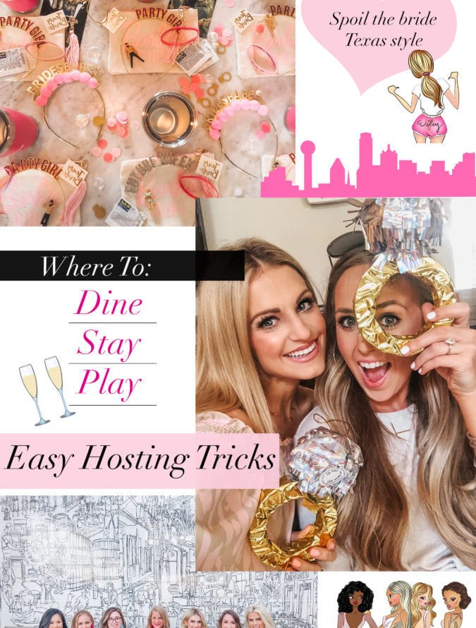 Dallas Bachelorette Party