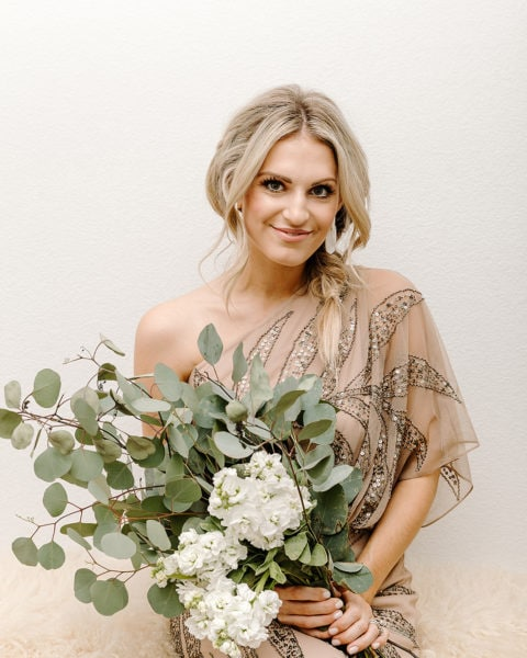 Wedding Guest Hair & Accessories with Kendra Scott